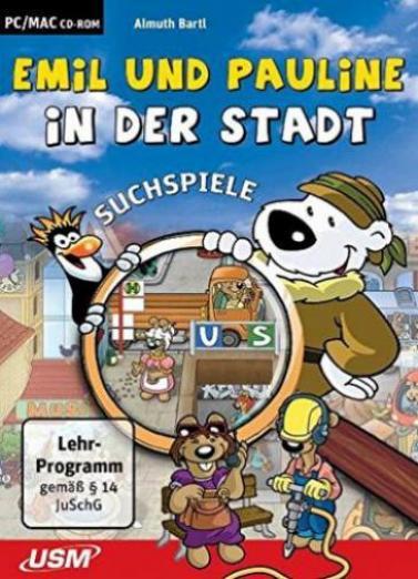 Suchspiele Deutsch
