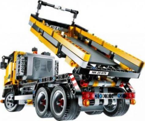 Lego Technic Truck Mit Hebebühne Günstig Kaufen Preisvergleich