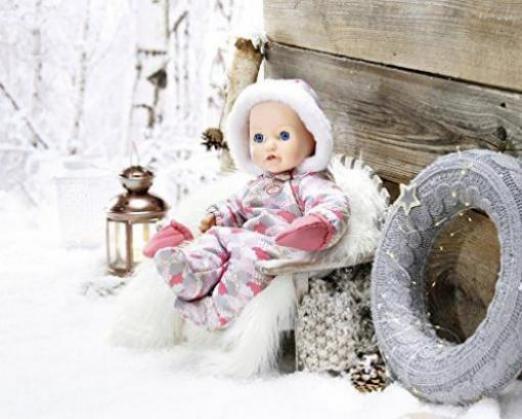 zapf creation baby annabell mode deluxe winterspass g nstig kaufen preisvergleich test. Black Bedroom Furniture Sets. Home Design Ideas