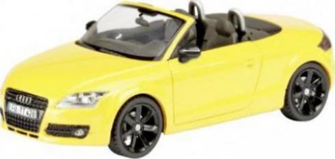 schuco audi tt roadster imolagelb g nstig kaufen. Black Bedroom Furniture Sets. Home Design Ideas