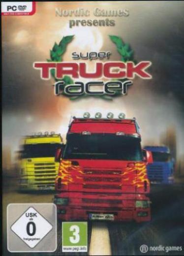 super truck racer deutsch pc spiele g nstig kaufen preisvergleich test. Black Bedroom Furniture Sets. Home Design Ideas