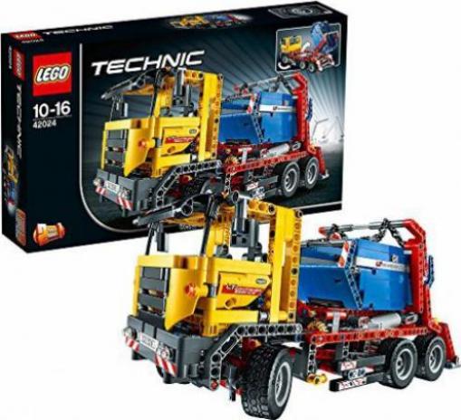 Lego Technic Container Truck Günstig Kaufen Preisvergleich Test
