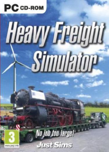 heavy freight simulator englisch pc spiele g nstig kaufen preisvergleich test. Black Bedroom Furniture Sets. Home Design Ideas