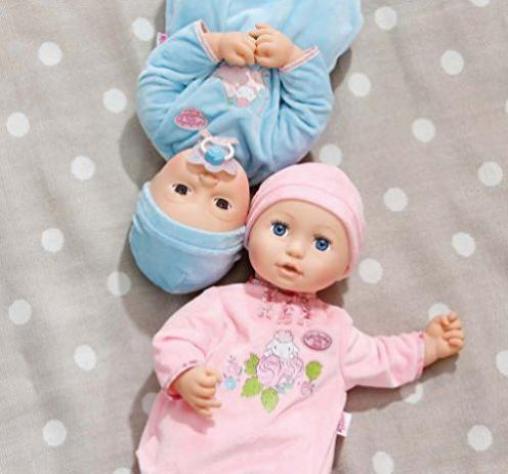 zapf creation baby annabell puppe g nstig kaufen preisvergleich test. Black Bedroom Furniture Sets. Home Design Ideas