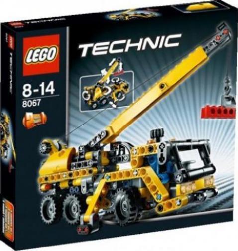 Lego Technic Baustelle Mobiler Mini Kran Günstig Kaufen
