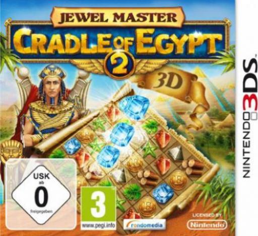 jewel master cradle of egypt 2 deutsch nintendo ds g nstig kaufen preisvergleich test. Black Bedroom Furniture Sets. Home Design Ideas