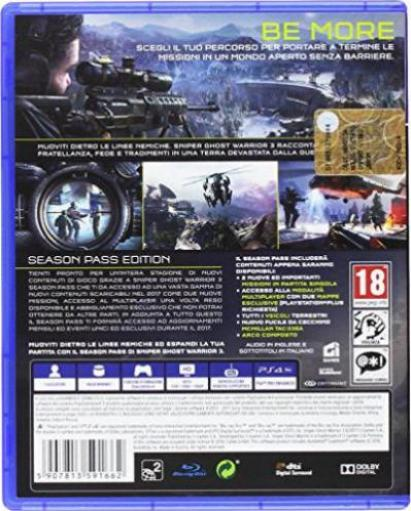 sniper ghost warrior 3 season pass edition deutsch. Black Bedroom Furniture Sets. Home Design Ideas