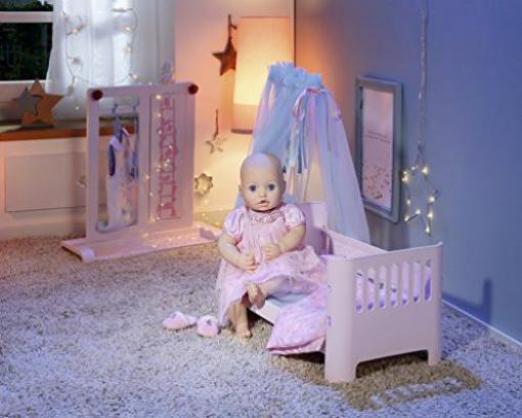 zapf creation baby annabell mode deluxe sweet dreams set g nstig kaufen preisvergleich test. Black Bedroom Furniture Sets. Home Design Ideas