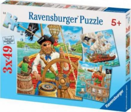 ravensburger puzzle piratenabenteuer g nstig kaufen preisvergleich test. Black Bedroom Furniture Sets. Home Design Ideas