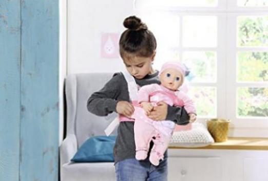 zapf creation baby annabell zubeh r babytrage g nstig kaufen preisvergleich test. Black Bedroom Furniture Sets. Home Design Ideas