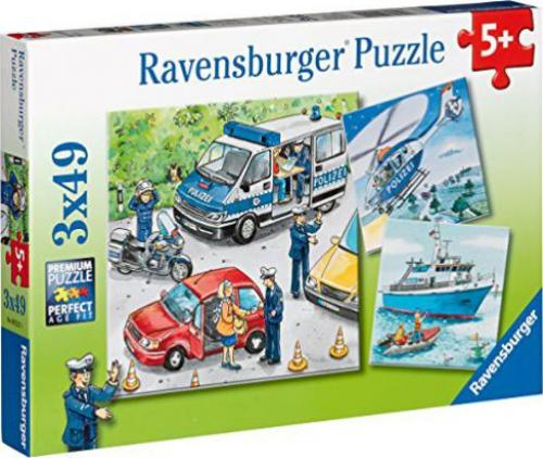 ravensburger puzzle polizeieinsatz g nstig kaufen preisvergleich test. Black Bedroom Furniture Sets. Home Design Ideas
