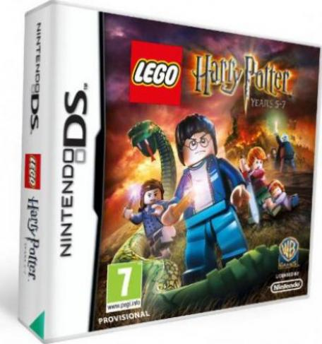 lego harry potter spiele