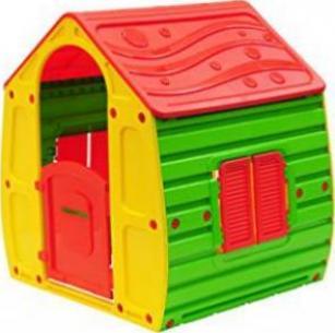 Starplast Magical House Primärfarben Spielhaus Günstig Kaufen