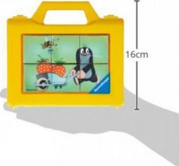 ravensburger puzzle der kleine maulwurf im garten g nstig kaufen preisvergleich test. Black Bedroom Furniture Sets. Home Design Ideas
