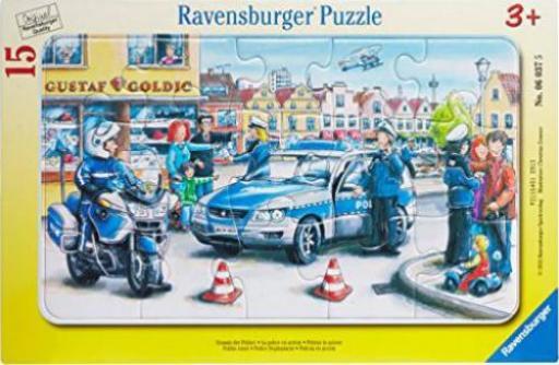 ravensburger puzzle einsatz der polizei g nstig kaufen preisvergleich test. Black Bedroom Furniture Sets. Home Design Ideas