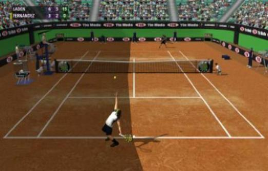 full ace tennis simulation englisch pc spiele g nstig. Black Bedroom Furniture Sets. Home Design Ideas