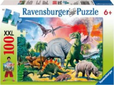 ravensburger puzzle unter dinosauriern g nstig kaufen preisvergleich test. Black Bedroom Furniture Sets. Home Design Ideas