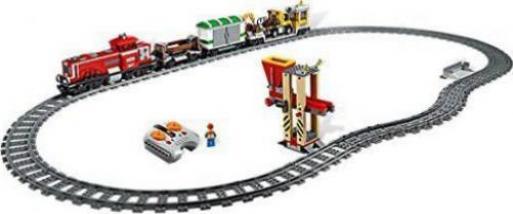 Lego City Züge Roter Güterzug Günstig Kaufen Preisvergleich Test