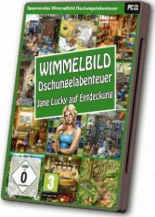 wimmelbild dschungelabenteuer deutsch pc spiele g nstig kaufen preisvergleich test. Black Bedroom Furniture Sets. Home Design Ideas