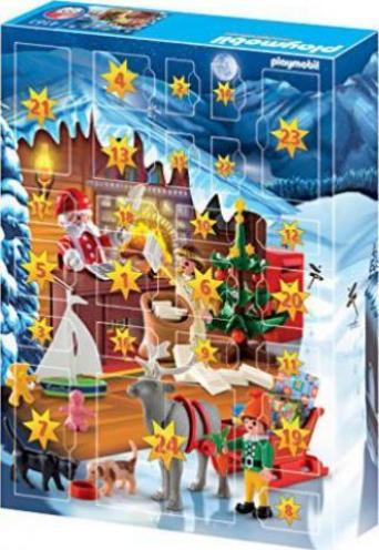 Playmobil Weihnachten.Playmobil Weihnachten Adventskalender Weihnachts Postamt