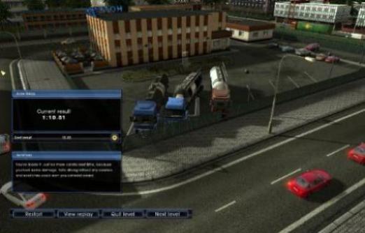 euro truck spezial lkw rangier simulator deutsch pc spiele g nstig kaufen preisvergleich. Black Bedroom Furniture Sets. Home Design Ideas