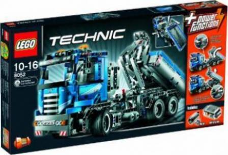 Lego Technic Lastwagen Container Truck Günstig Kaufen