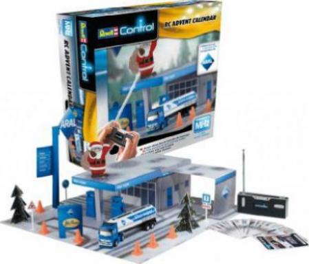revell control rc adventskalender 2012 g nstig kaufen preisvergleich test. Black Bedroom Furniture Sets. Home Design Ideas