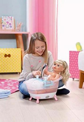 zapf creation baby born puppe interactive sister g nstig kaufen preisvergleich test. Black Bedroom Furniture Sets. Home Design Ideas