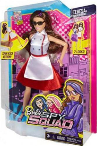 Barbie Das Agententeam Spiele