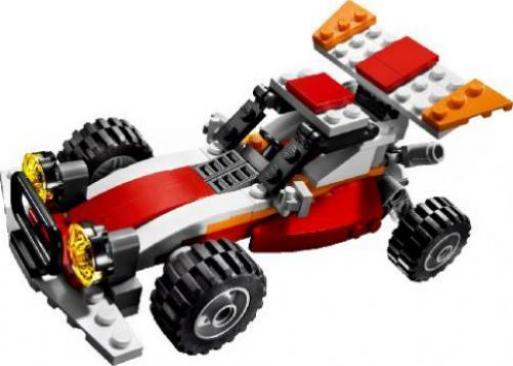 lego creator 3in1 buggy g nstig kaufen. Black Bedroom Furniture Sets. Home Design Ideas