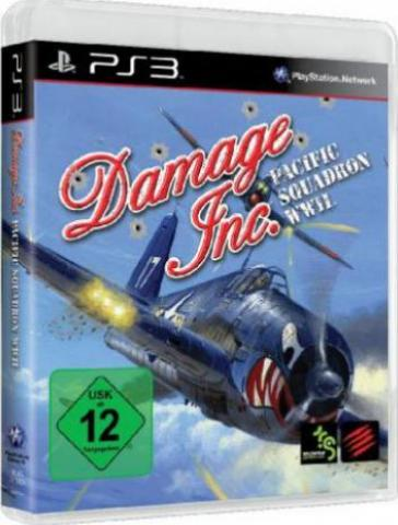 damage inc pacific squadron wwii deutsch playstation. Black Bedroom Furniture Sets. Home Design Ideas