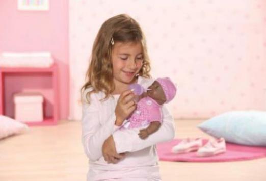 zapf creation my little baby born puppe ethnic g nstig kaufen preisvergleich test. Black Bedroom Furniture Sets. Home Design Ideas