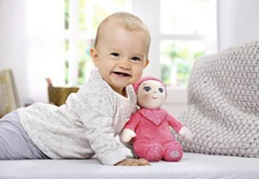 zapf creation baby annabell puppe newborn soft g nstig kaufen preisvergleich test. Black Bedroom Furniture Sets. Home Design Ideas