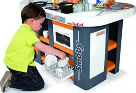 Smoby Tefal Studio Küche Xl | Smoby Tefal Studio Xl Kuche Gunstig Kaufen Preisvergleich Test