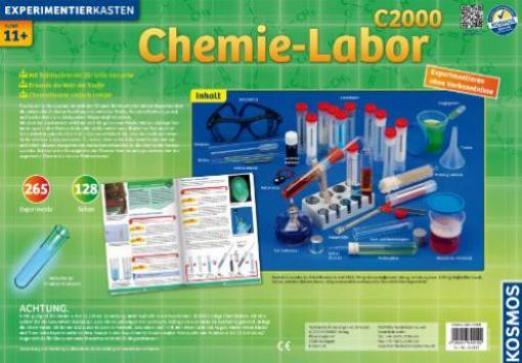 kosmos chemielabor c 2000 g nstig kaufen preisvergleich test. Black Bedroom Furniture Sets. Home Design Ideas