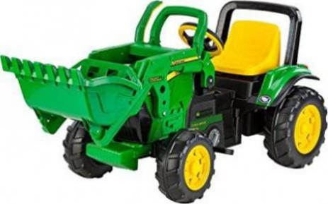 Peg pérego john deere e traktor mit frontlader günstig kaufen