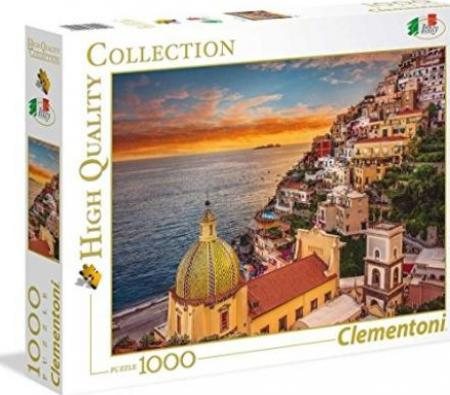 Puzzle Collection Tuscany Positano 1000