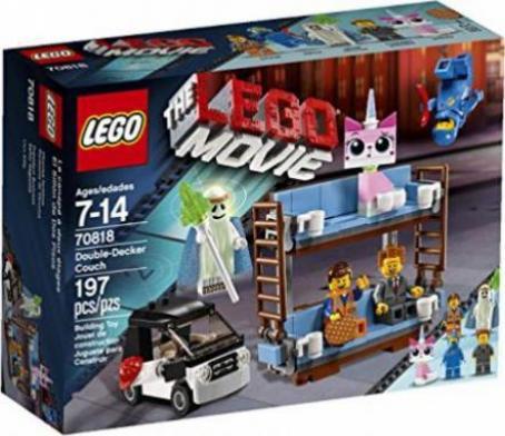 Lego The Movie Doppeldecker Couch Günstig Kaufen