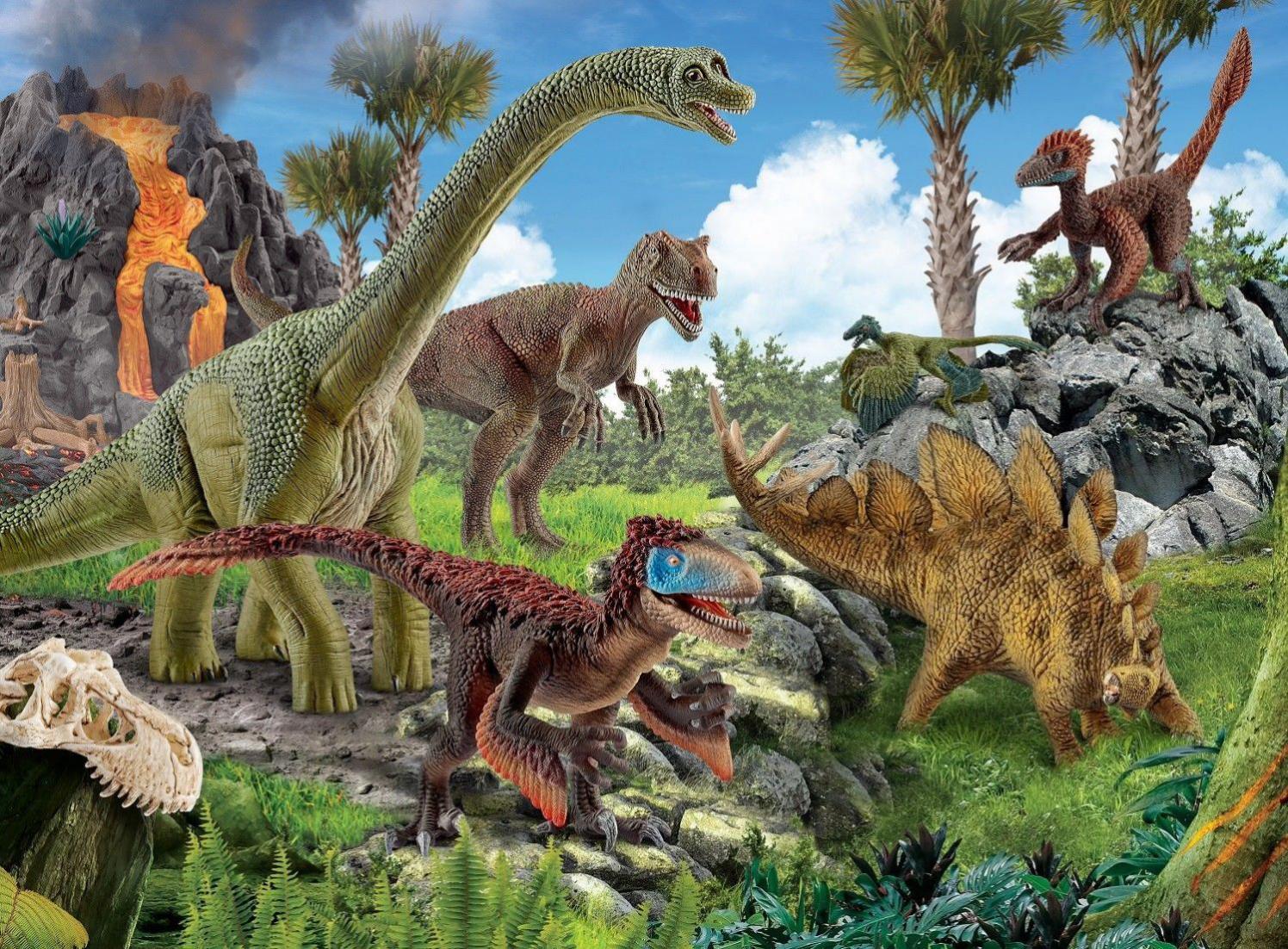Dino Jagd Spiele