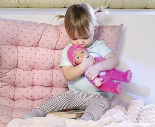 zapf creation baby born puppe first love nightfriends g nstig kaufen preisvergleich test. Black Bedroom Furniture Sets. Home Design Ideas
