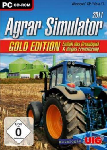 agrar simulator 2011 gold edition deutsch pc spiele. Black Bedroom Furniture Sets. Home Design Ideas