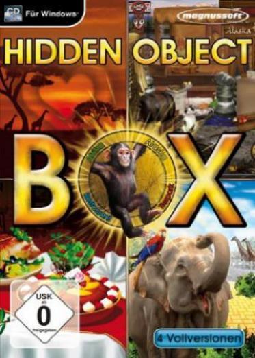 Hidden Object Deutsch