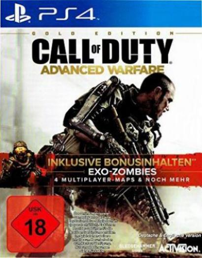 Call Of Duty Advanced Warfare Gold Edition Deutsch