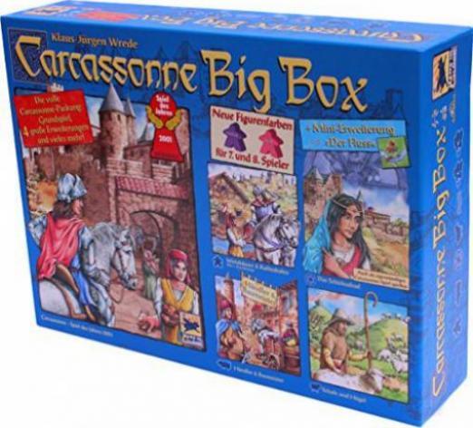 Carcassonne Grundspiel