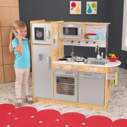 Kidkraft Uptown Kuche Natur Gunstig Kaufen Preisvergleich Test