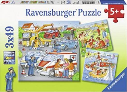 ravensburger puzzle einsatz am unfallort g nstig kaufen preisvergleich test. Black Bedroom Furniture Sets. Home Design Ideas
