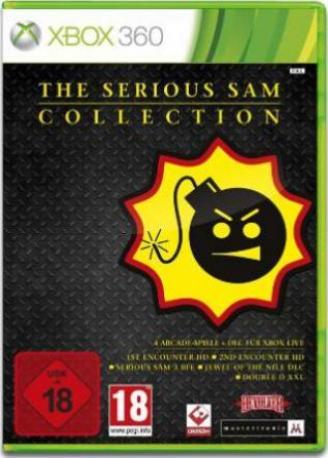 serious sam collection deutsch xbox 360 g nstig kaufen. Black Bedroom Furniture Sets. Home Design Ideas