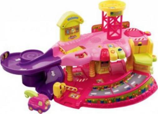 vtech tut tut baby flitzer garage pink g nstig kaufen. Black Bedroom Furniture Sets. Home Design Ideas