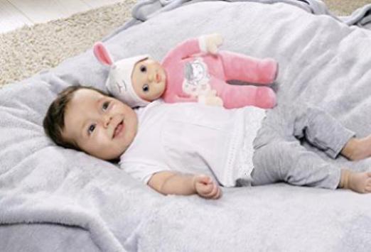 Zapf creation BABY Annabell Puppe - Newborn 30cm günstig ...