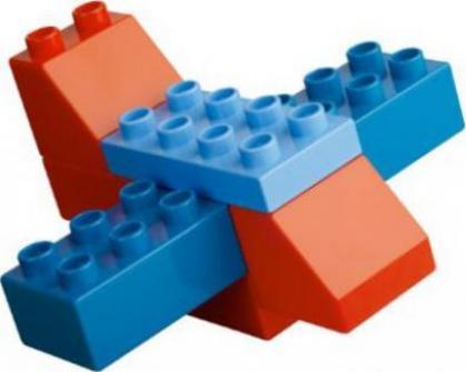 lego duplo steine starter set mein erstes set g nstig kaufen preisvergleich test. Black Bedroom Furniture Sets. Home Design Ideas